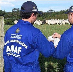 Agência de Defesa Agropecuária e Florestal do Estado do Amazonas (208 vagas - prova 09/12/2018)