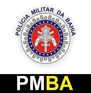 Polícia Militar/BA e Corpo de Bombeiros Militar/BA - provas em 19/01/2020