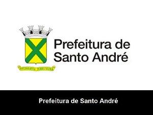 PREFEITURA MUNICIPAL DE SANTO ANDRÉ (vários cargos) prova em 16/02/2020
