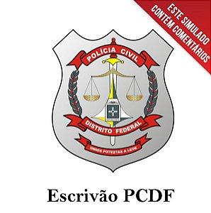 20 simulados de Informática para PCDF Escrivão, com gabarito comentado