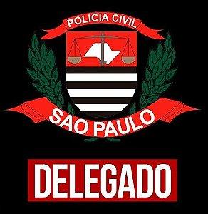 POLÍCIA CIVIL/SP - PRÉ-EDITAL 2020 (DELEGADO) TEORIA, RESUMOS, +1000 QUESTÕES E GABARITO COMENTADO