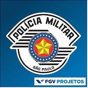 Polícia Militar/SP - CFO (Fundação Getúlio Vargas - FGV)