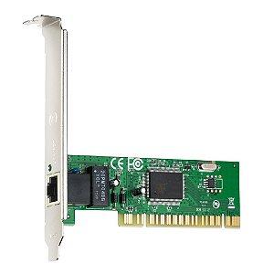 Placa de Rede PCI 10/100 Mbps Link1One L1-A100P