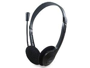 Fone de Ouvido c/ Microfone Hardline AHP 811