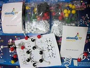 Kit Molecular Atomlig Educação