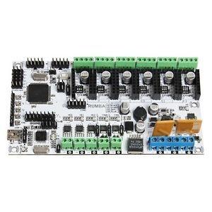 RUMBA - Controladora para impressoras 3D (sem drivers)