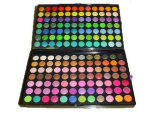 Paleta de Sombras 168 cores