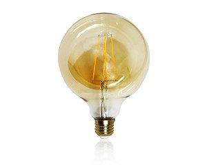 LÂMPADA LED FILAMENTO 4W G125 2200K OPUS