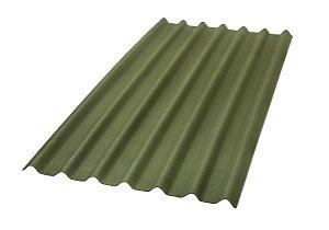 Telha Ecológica Stilo 200 cm x 95 cm - Verde