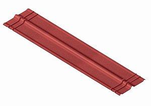 Cumeeira Ecológica 200 cm x 48,5 cm - Vermelha