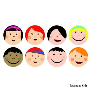 Adesivo Decorativo no Atacado - Aroeira Gloo Kids