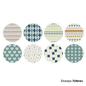 Adesivo Decorativo Aroeira Gloo Patterns