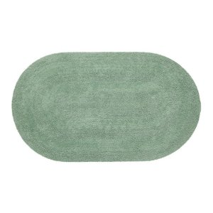 Tapete no atacado Aroeira Double - Green 70X120cm Oval