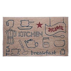 Tapete Aroeira Everyday Café da Manhã  50X80cm