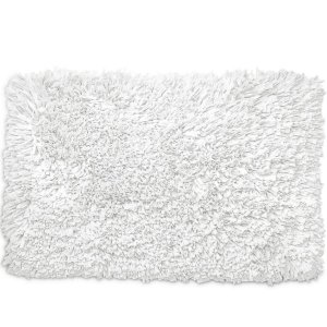 Tapete Aroeira Stilo Branco 50X80cm