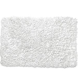Tapete Aroeira Stilo Branco 70X120cm