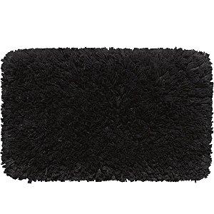 Tapete Aroeira Stilo Negro 100X150cm