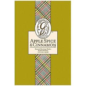 Sachê Perfumado Greenleaf Apple Spice e Cinnamon no Atacado - Large (Grande) - CAIXA COM 18 UNIDADES