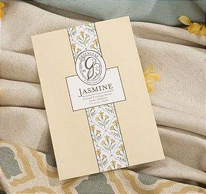 Sachê Perfumado no atacado Greenleaf - Large (Grande) - Jasmine - CAIXA COM 18 UNIDADES