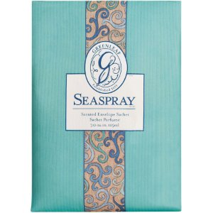 Sachê Perfumado Greenleaf Seaspray no Atacado - Large (Grande) - CAIXA COM 18 UNIDADES