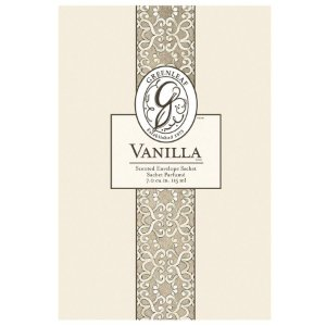 Sachê Perfumado Greenleaf Vanilla no Atacado - Large (Grande) - CAIXA COM 18 UNIDADES