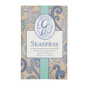 Sachê Perfumado Greenleaf Seaspray no Atacado - Small/Pequeno