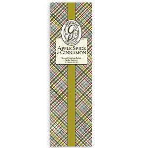 Sachê Perfumado Greenleaf Apple Spice E Cinnamon no Atacado - Slim (Médio) - CAIXA COM 12 UNIDADES