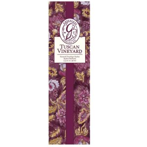 Sachê Perfumado Greenlea Tuscan Vineyard no Atacado - Slim (Médio) - CAIXA COM 12 UNIDADES