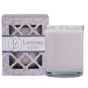 Vela Signature no atacado Greenleaf  Lavender