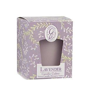 Vela Odorizante no atacado Greenleaf  Lavender - CAIXA COM 18 UNIDADES