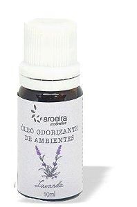 Óleo Perfumado Aroeira Essencias 10ml - Gotejador  - Lavanda