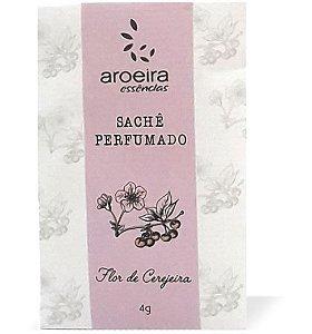 Sachê Perfumado Aroeira Essências 4g - Flor de Cerejeira