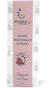 Sachê Perfumado Aroeira Essências 10g - Tangerina Cravo
