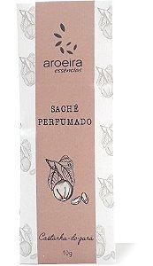 Sachê Perfumado Aroeira Essências 10g - Castanha-do-pará