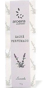Sachê Perfumado Aroeira Essências 10g - Lavanda