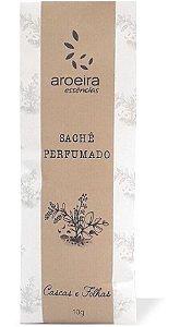 Sachê Perfumado Aroeira Essências 10g - Cascas e folhas