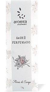 Sachê Perfumado Aroeira Essências 10g - Flores do Campo