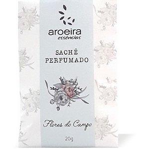 Sachê Perfumado Aroeira Essências 20g - Flores do Campo