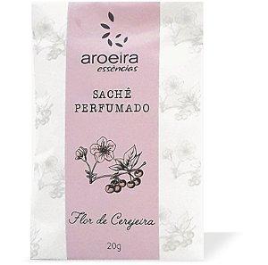 Sachê Perfumado Aroeira Essências 20g - Flor de Cerejeira