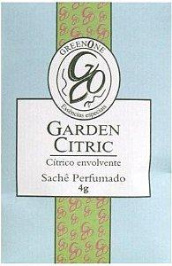 Sachê Perfumado Greenone 4g - Garden Citric