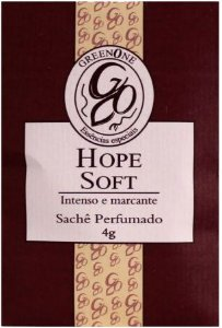 Sachê Perfumado Greenone 4g - Hope Soft