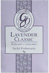 Sachê Perfumado Greenone 4g - Lavender Classic