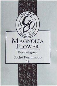 Sachê Perfumado Greenone 4g - Magnolia Flower