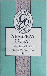 Sachê Perfumado Greenone 4g - Seaspray Ocean