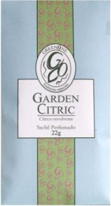 Sachê Perfumado Greenone 22g - Garden Citric