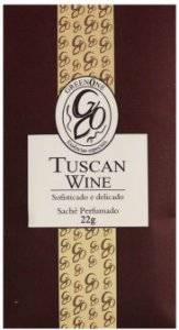 Sachê Perfumado Greenone 22g - Tuscan Wine