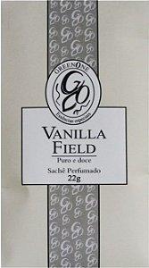 Sachê Perfumado Greenone 22g - Vanilla Field