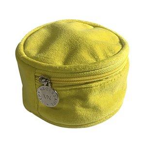 Porta fios plush amarelo