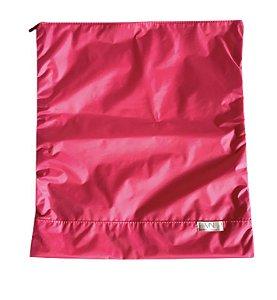 Saquinho Emborrachado Pink