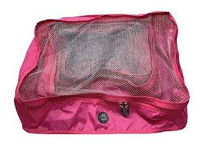 Kit Nylon Pink com pink